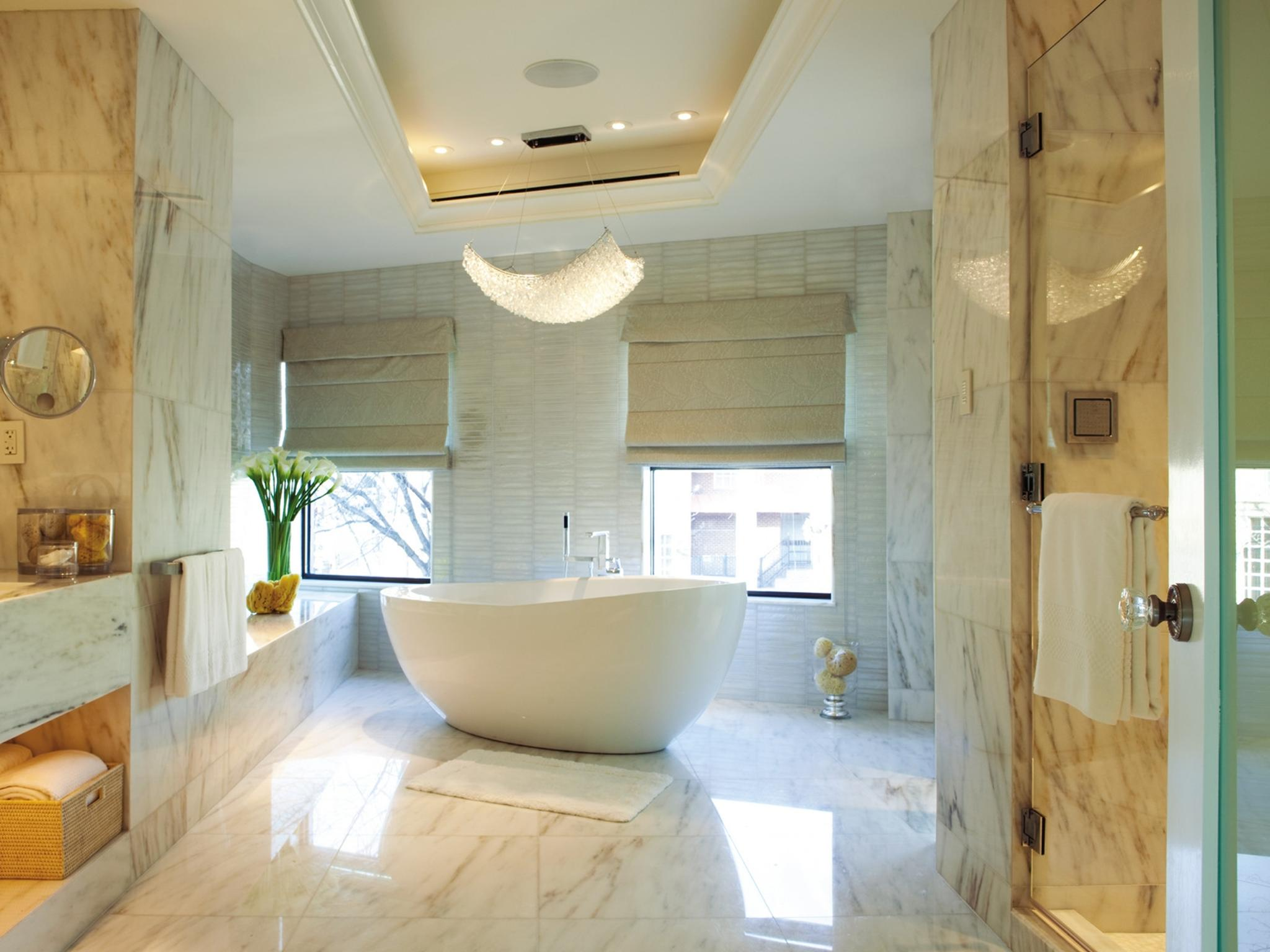Services danconia interiors design and construction for Bathroom design service